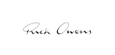 История бренда Rick Owens