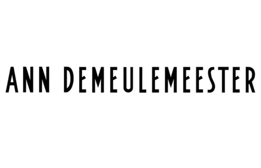 История бренда Ann Demeulemeester