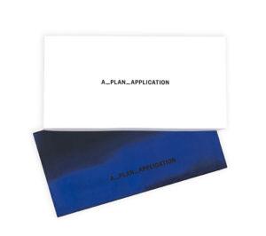 История бренда A Plan Application