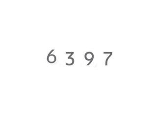 История бренда 6397
