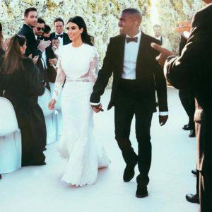Платье от Givenchy для Ким Кардашьян