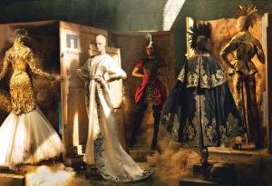 Бэкстедж коллекции 2011 года