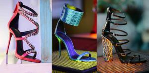 Женская коллекция обуви весна 2016 года
