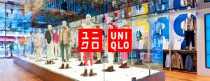 Магазин Uniqlo в Санкт-Петербурге