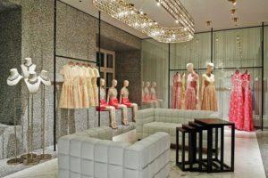 Магазин Valentino в Австрии