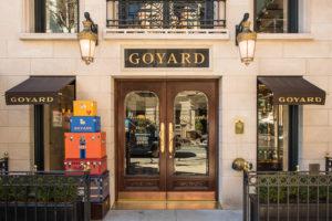 Магазин Goyard в Нью-Йорке