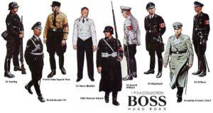 Коллекция 1934 года от Hugo Boss