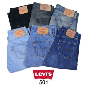 История бренда Levis