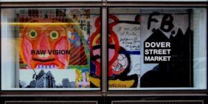 Магазин Dover Street Market