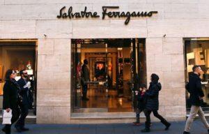 Магазин в Италии