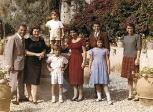 Семья Феррагамо
