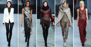 Женская коллекция зима 2016