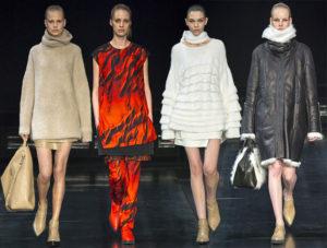 Женская коллекция зима 2015