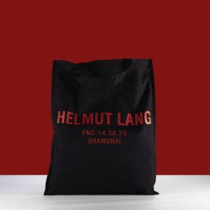 Сумка тоут от Helmut Lang