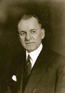Основатель бренда Wrangler К. С. Хадсон