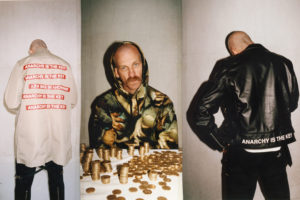 Коллаборация Supreme и Undercover 2015 года