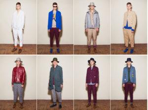 Мужская коллекция весна-лето 2013 от Undercover