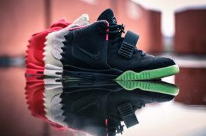 Коллаборация Kanye West и Nike Air Yeezy II