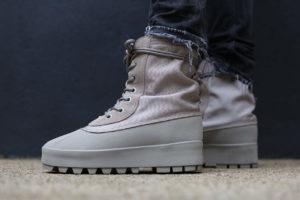 Обувь от Kanye West Yeezy 950 Duckboot