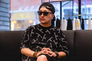 Основатель бренда Mastermind Japan Masaaki Homma