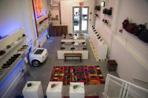 Концепт магазин Del Toro открытый в Нью Йорке