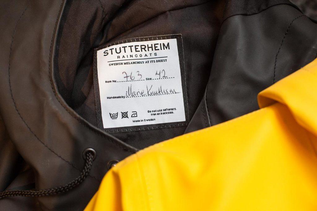 История бренда Stutterheim