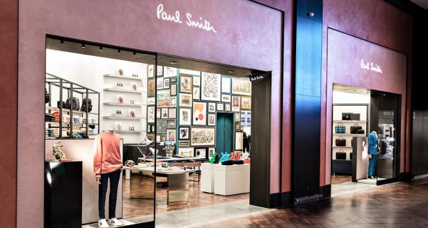 История бренда Paul Smith