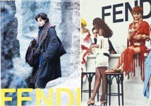 История бренда Fendi