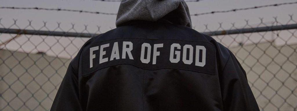 Брендирование Fear of God